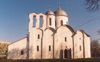 Собор Иоанна Предтечи (Псков)
