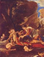 Левая часть картины