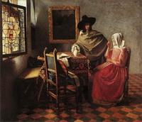 Сваха (Ян Вермеер, 1656 г.)