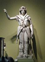 Скульптура Геры