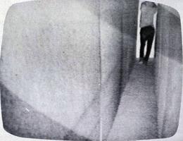 Походка с контрапостом (Б. Науман, 1969 г.)