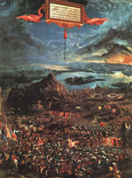 Битва Александра Македонского и Дария III