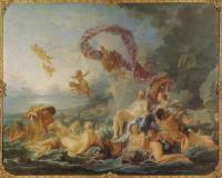 Триумф Венеры. 1740 г. Шведский национальный музей