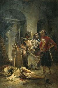 Болгарские мученицы (К.Е. Маковский)