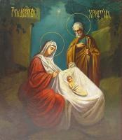 Праздничные стихиры Рождества Христова