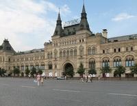 Здание московского ГУМа