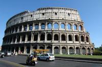 Колизей, Италия.Colosseum in Rome