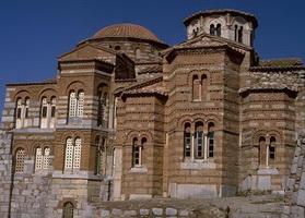 Монастырь Осиос Лукас