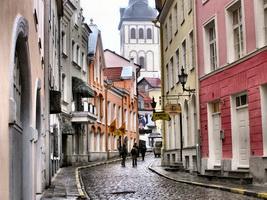Улица Таллина