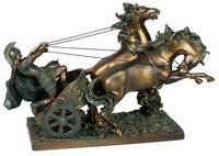 Римская колесница (статуэтка)
