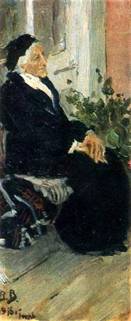 М.И. Рязанцева. Васнецов В.М.