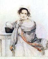 Портрет С.С. Щербатовой (О.А. Кипренский)