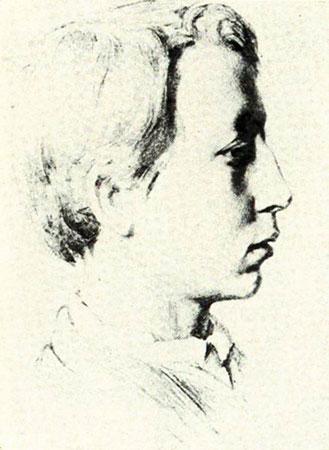 Портрет А.М. Васнецова В.М. Васнецов