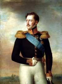 Николай I (Василий Голике)