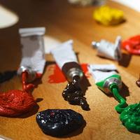 Художественные масляные краски