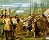 Сдача Бреды Диего Веласкес, 1634 г