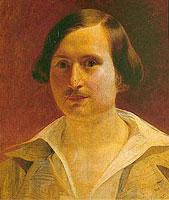 Портрет Гоголя (Ф. Моллер)