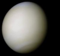 Венера в естественном цвете