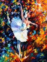 Балерина (Л. Афремов)