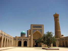 Мечеть Бухары