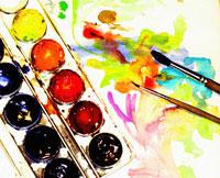 Акварельные краски