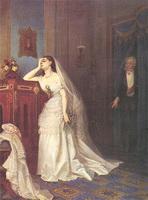 После венчания (Ф.С. Журавлев)
