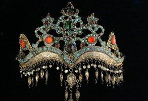 Самарканд. Музей прикладного искусства Узбекистана