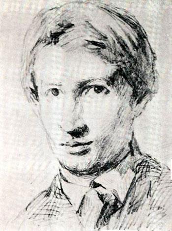 Автопортрет В.М.Васнецова