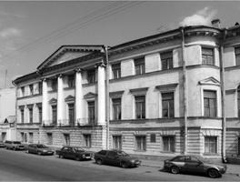 Здание канцелярии Министерства Императорского двора
