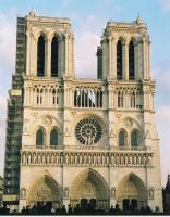 Собор парижской богоматери (собор Нотр-Дам-де-пари)