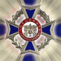 Орден Меценат - Серебряный Крест