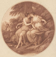 Юпитер И Каллисто (Т. Бёрк)