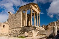 Руины древнего Рима