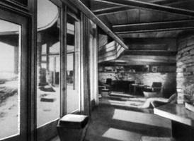Второй дом Джэкобса в Мадисоне (Ф.Л. Райт, 1942 г.)