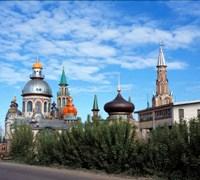 """Церковь """"Семи религий"""""""