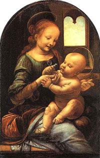Мадонна Бенуа (Леонардо да Винчи)