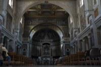 В церкви Санта. Прасседе V в