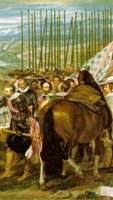 Сдача Бреды Диего Веласкес, 1634 г -фрагмент правая часть