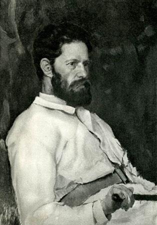 Портрет скульптора М. М. Антокольского Васнецов В.М.