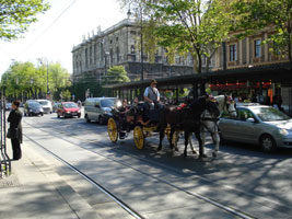 Кольцевая улица-бульвар Рингштрассе