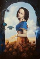 Четыре стихии - воздух (И.А. Лазарев)