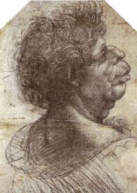 Гротеск (Леонардо да Винчи)