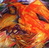 Петух (М.Ф. Ларионов, 1912 г.)