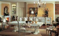 Интерьер комнаты в стиле рококо