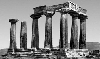 Агора в Коринфе