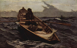 Сигнал тумана (У. Хомер, 1885 г.)