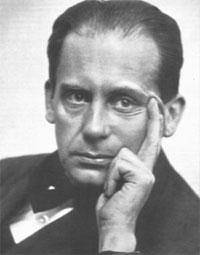 Основатель Баухауза Вальтер Гропиус
