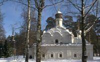 Церковь Архангела Михаила. Памятник архитектуры 17-го века