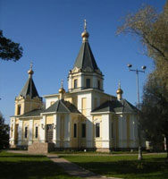 Церковь русско-византийского стиля