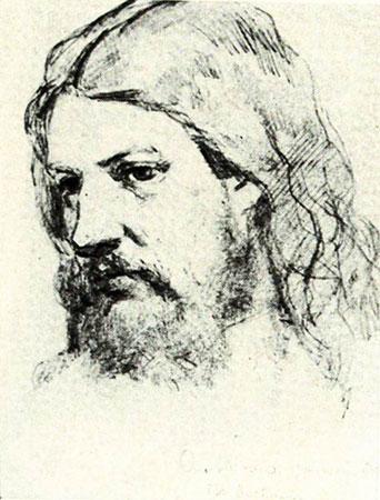 Портрет М.В. Васнецова